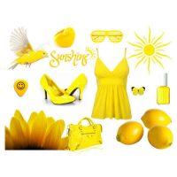 Yellow by faerie-angel