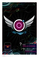 afterHOURS : Poster B by SKIN-3