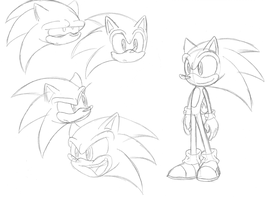 Page of Sonic 3 by jrc1120