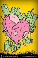 Luv Me For Me iPhone Wallpaper by seventhfury