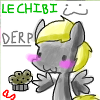 LE CHIBI DERPS by wwiggles