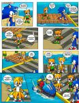 Sonic Rush Adventure Issue 1 Page 14 by RushDraik