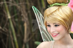 Tink's Smile by BellesAngel