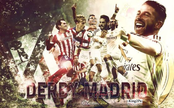 Derby Madrid by King2Ps