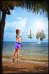 Kairi's Kingdom by EnvisageU
