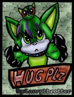 Poison Wants a Hug by laurytheotter