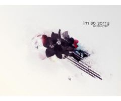 So sorry. by rpf9ihh