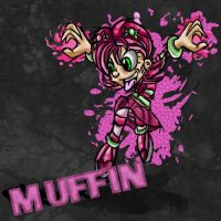 Muffin's Ready For Battle! by SammyTheDoodler