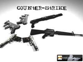 Counter-Strike by Herlon