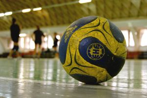 handball ball by mariussluci