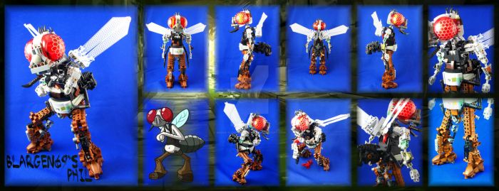Bionicle MOC: Blargen69's Phil by Mana-Ramp-Matoran
