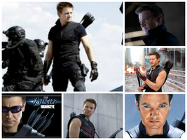 Hawkeye Collage 2 by clintbarton234