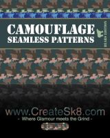 Camouflage Seamless Pattern by namespace