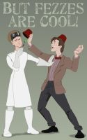 Doctor Meet Doctor by JasonDriskill