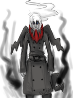 Darkrai gijinka by DawnKestrel