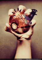 Yveltal Pokeball's by Jonathanjo