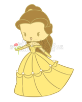 Belle by hyperfluffball