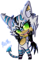 Chibi Commission:Rio by BloomTH