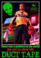 Dead Rising 2: Duct Tape by Melciah1791