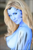One gorgeous Na'Vi by Nostalgia-Guy