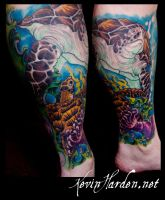Ahhh like Turtles by KevinHarden