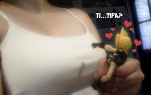 Are you my Tifa? by Strifegirl
