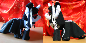 MLP CROSSOVER CONTEST: Yuko from XXXHolic by Maravira