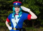 Salute! by ChromaCosplay