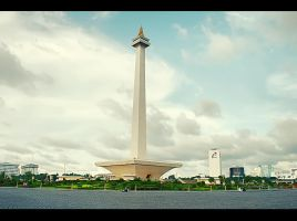 Monas by iky22