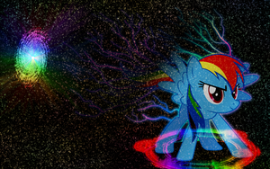 RainbowDash Nova Flare by MusicPulsePony