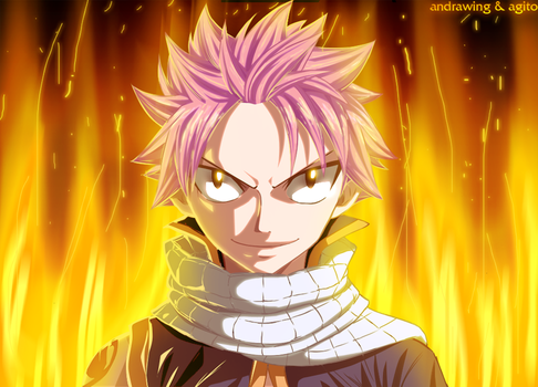 Dragneel by aagito