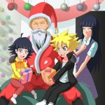 Uzumaki Christmas by bocodamondo