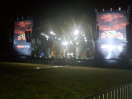 Bloodstock 2011 Main Stage by LividThor