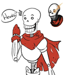 [UT] Papyrus by Takeo212