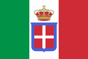 Flag of Kingdom of Italy by LlwynogFox