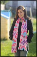 My Little Pony License Material Fleece Scarf by PrimmRose