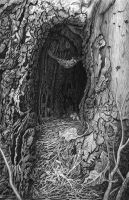 Enter the underbark by AldemButcher