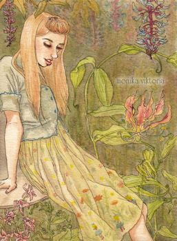 The Botanist's Daughter by mayple