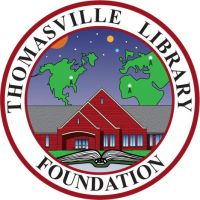 Thomasville Library Logo Color by Wolf-Daughter