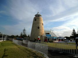 Busselton Lighthouse by Chihito