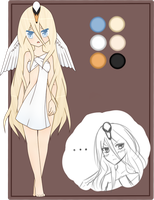 (CLOSED)(Auction)Point/Cash Adoptable: Swan Maiden by Acetylace-Adopts