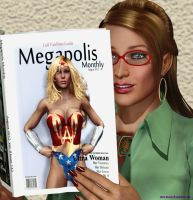 August 2012 Edition of Megapolis Monthly by ladytania