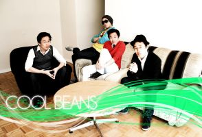 Cool Beans Korean Boy Band by kelvin-oh89