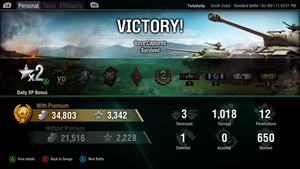 My first game in the SU-85I by Turbofurby