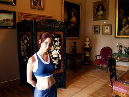 Lara Croft - inside manor 3 by TanyaCroft