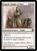 Elspeth ,Knight of Bant by theUNDEADSHARK