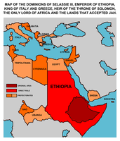 Ethiopian Empire by Leoninia