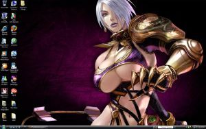 Soul Calibur IV Ivy by DarkNessAroundu