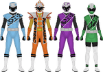 Additional Ninningers by Taiko554