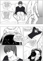 Death Note Doujinshi Page 12 by Shaami